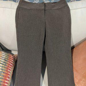 Dark Grey Work Pants